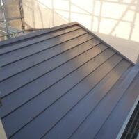 屋根塗り替え工事